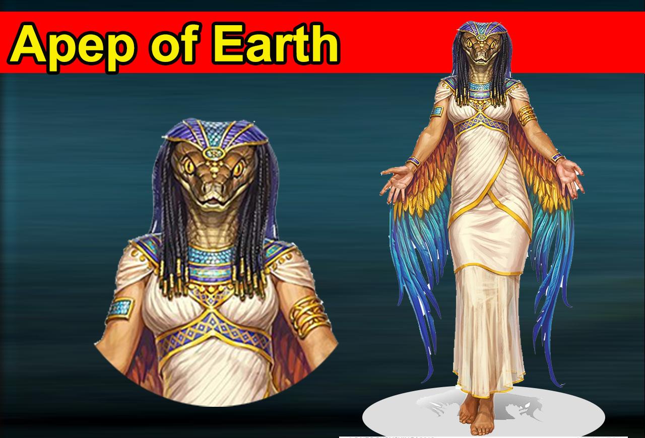 Apep of Earth