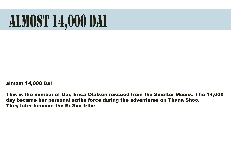 Almost 14,000 Dai