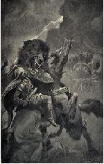 Fenris, Norse Mythology