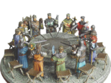 List of the Knights of the Round Table