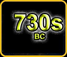 730s BC
