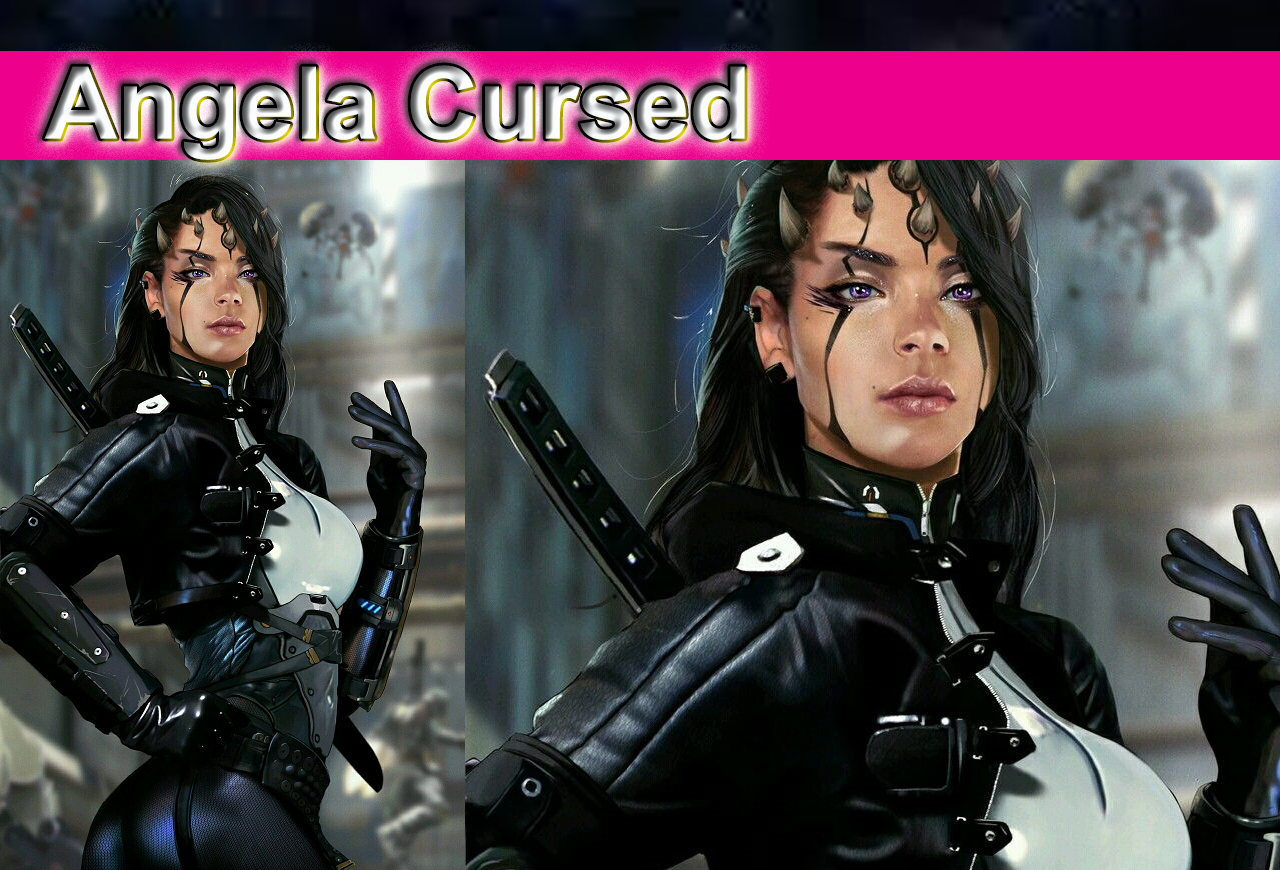 Angela Curse
