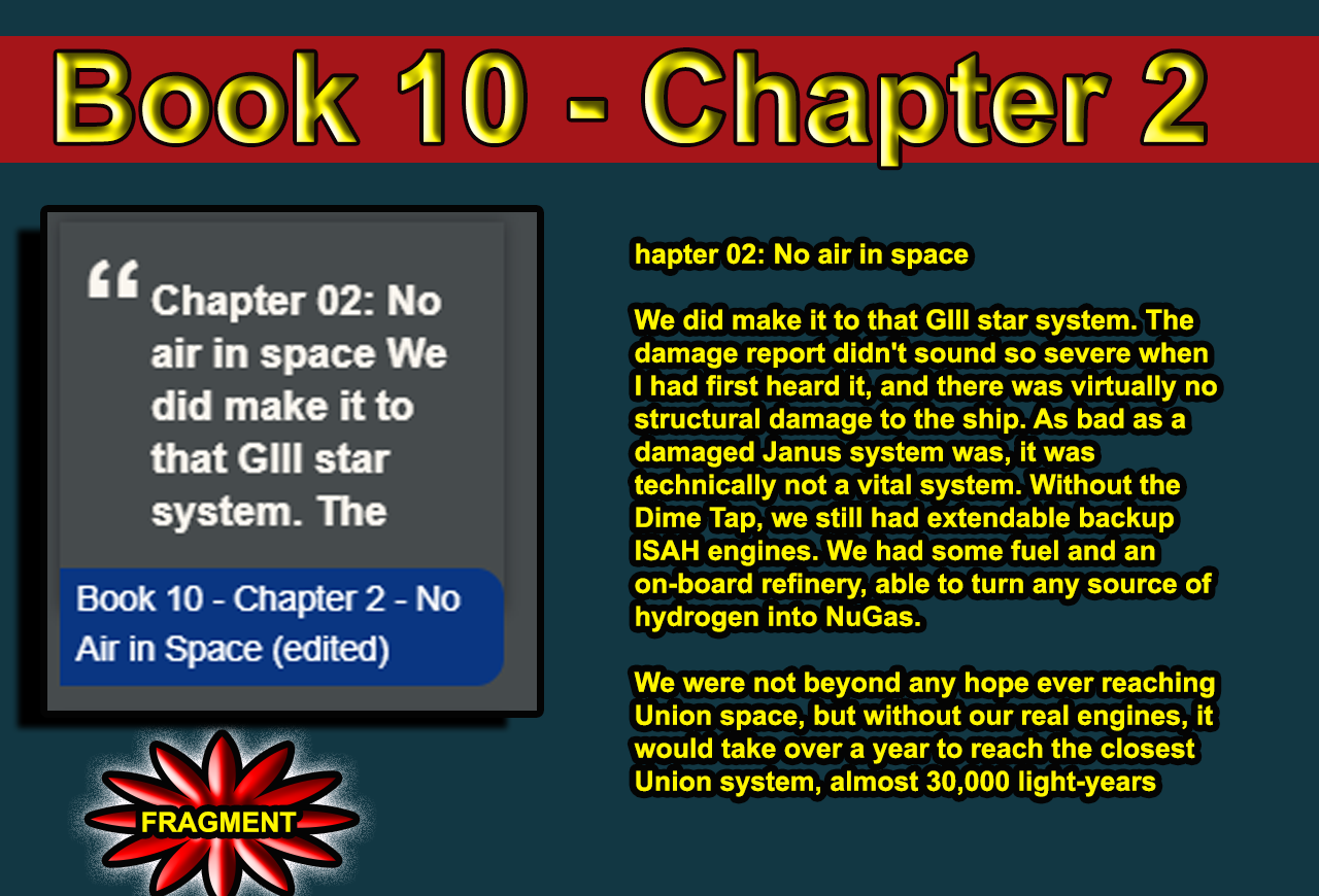 Book 10 - Chapter 2 - No Air in Space (edited)