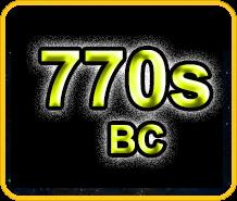 770s BC