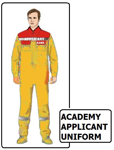 Academy Entry Process