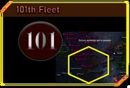 101th fleet