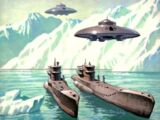 Did US Navy battle UFOs protecting Nazi Antarctic sanctuary in 1947?