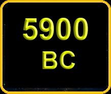 5900 BC