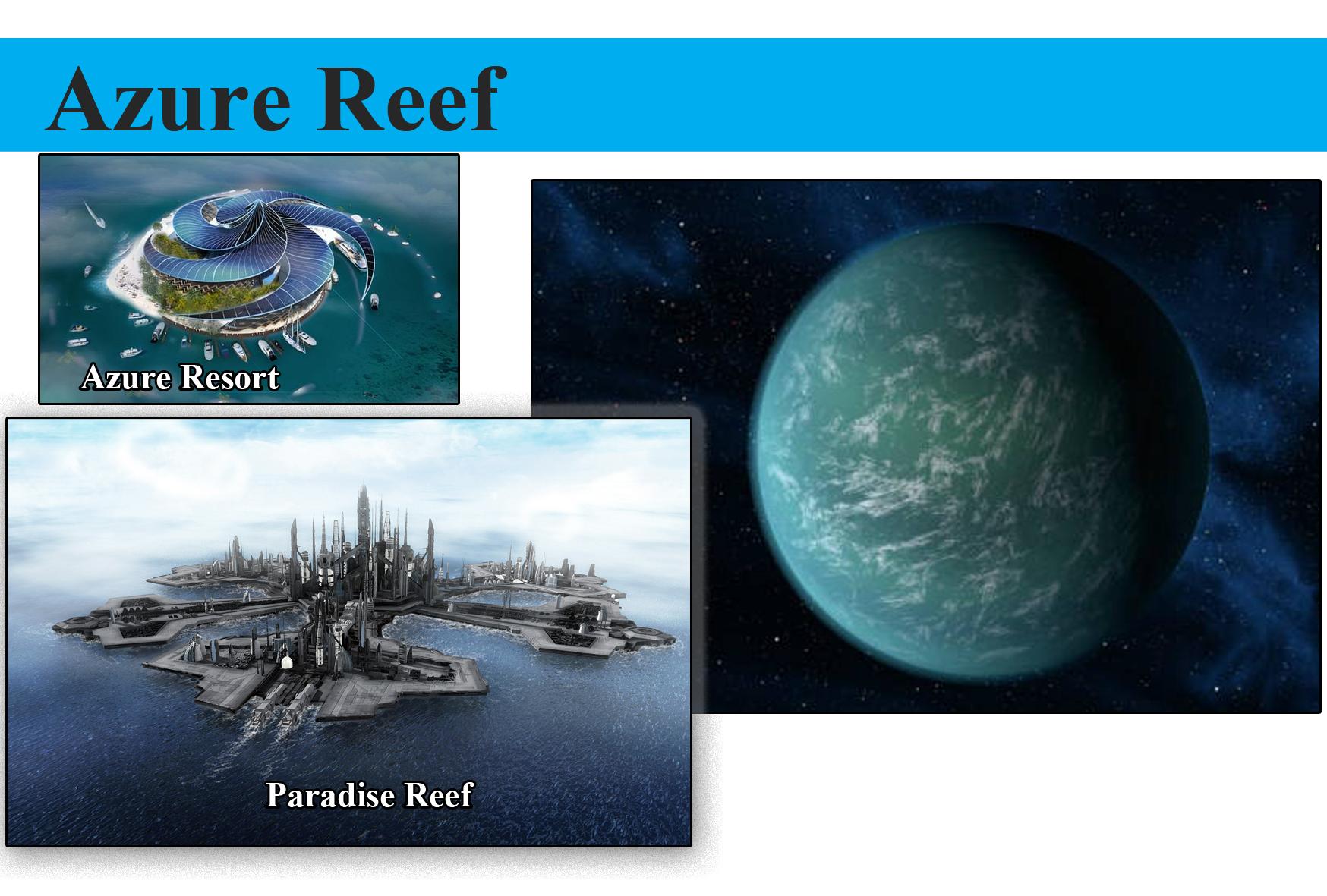 Azure Reef