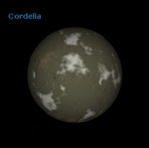 Cordelia, Uranus Moon