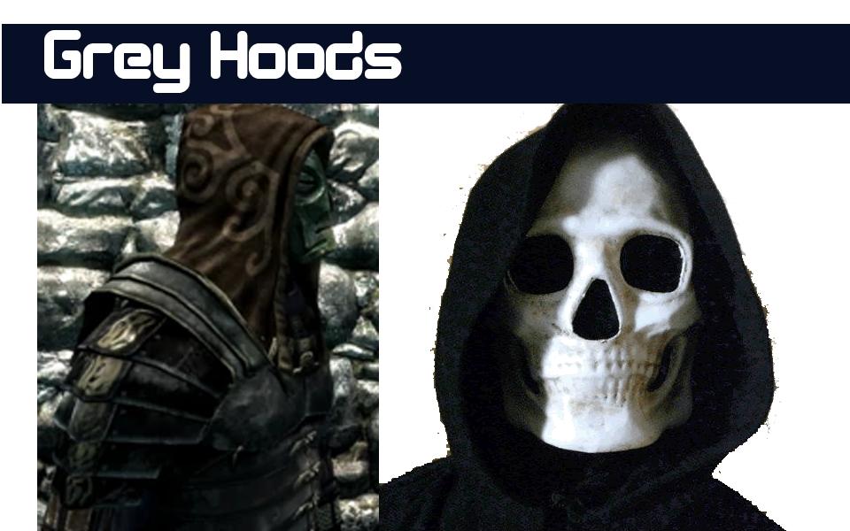 Grey Hoods