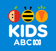 Abc kids logo detail