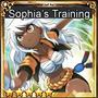 Sophia's Training