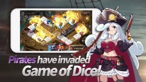 Game of Dice Pirate Attack!