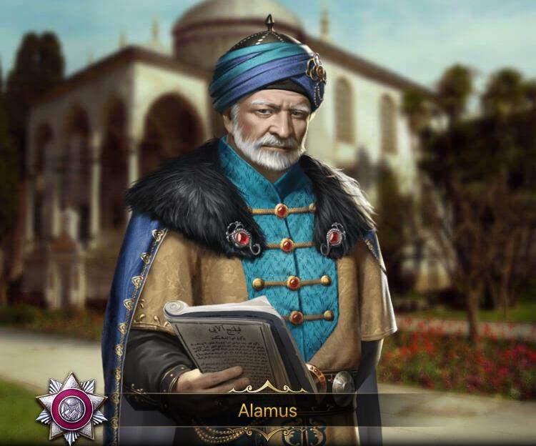 Alamus