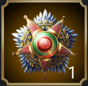 The Five & Magnificent Badges