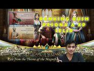 Game of Sultan - Tips dan Trik Ranking Rush XP Selir