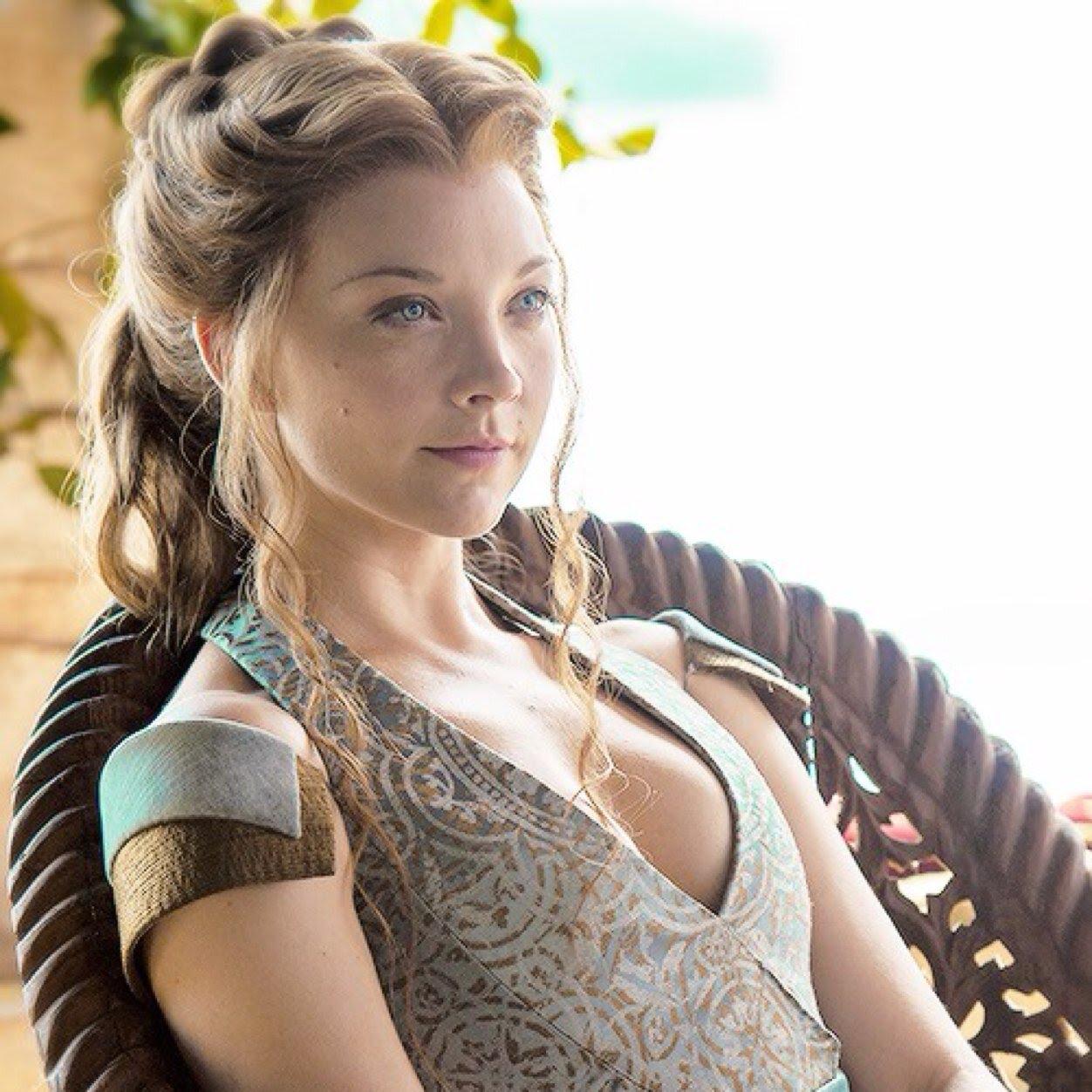 Of thrones margaery hot game Natalie Dormer