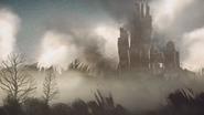 Harrenhal en ruine