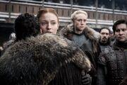 Jon arrivant à Winterfell 8x01.jpg
