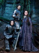 Promo (Jon, Robb, Catelyn) Saison 3