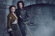 Promo (Arya, Jon) Saison 5