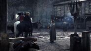 Tyrion et Theon à Winterfell (1x04)
