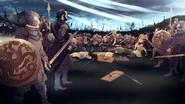 Orys défie Argilac 1