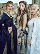 Promo (Cersei, Margaery, Daenerys) Saison 6