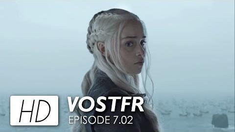 "Game of Thrones 7x02 Promo VOSTFR ""Stormborn"" (HD)"