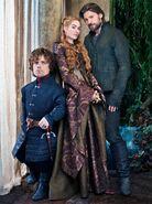 Promo (Tyrion, Jaime, Cersei) Saison 3