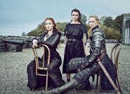 Promo (Sansa, Arya, Brienne) Saison 6