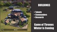 Iron Mine - Buildings - Game of Thrones, Winter is coming