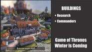 Bannerman Hall - Buildings - Game of Thrones, Winter is coming