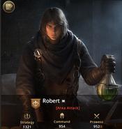 Robert -