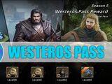 Westeros Pass