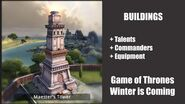 Maester's Tower - Buildings - Game of Thrones, Winter is coming