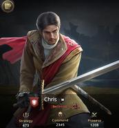 Chris -