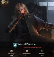 Merrel Peake -
