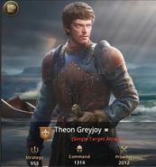 Theon Greyjoy -