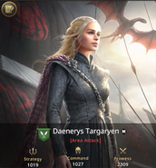 Daenerys Targaryen -
