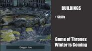 Dragon Isle - Buildings - Game of Thrones, Winter is coming