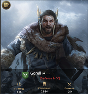Gorell -