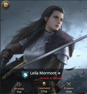 Leila Mormont -