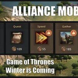 Alliance Mobilization
