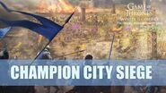 Castle City Siege - Events - Game of Thrones Winter is Coming