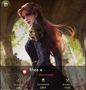 Rhea -