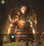 Robb Stark -