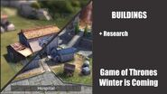 Hospital - Buildings - Game of Thrones, Winter is coming