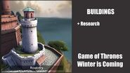 Rookery - Buildings - Game of Thrones, Winter is coming